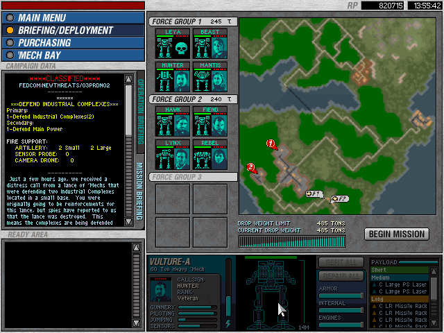 Operation 3 - Mission 12