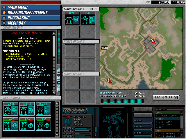 Operation 3 - Mission 15