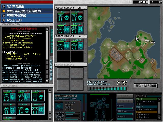 Operation 3 - Mission 1