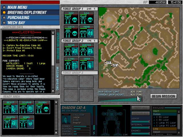 Operation 3 - Mission 4