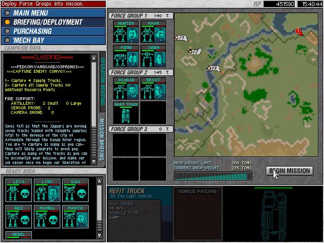 Operation 3 - Mission 3