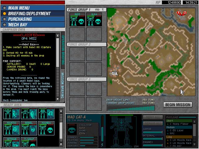 Operation 4 - Mission 14