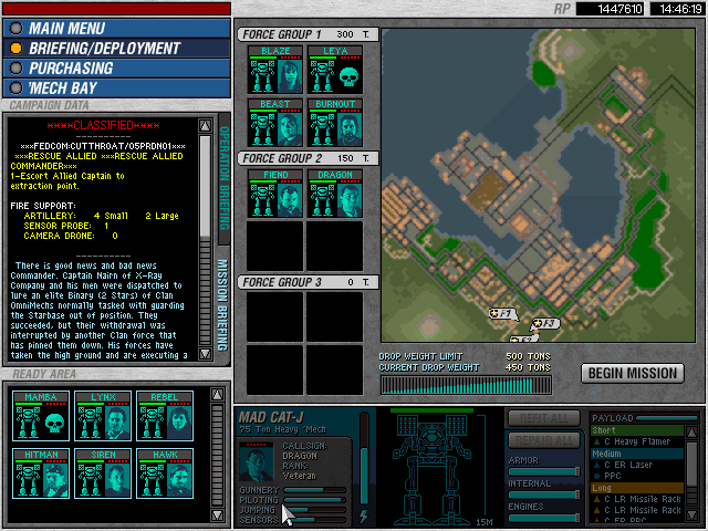 Operation 5 - Mission 1