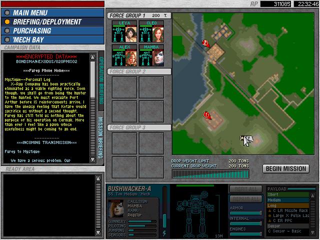 Operation 2 - Mission 8
