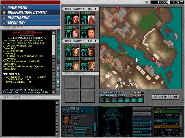 Operation 2 - Mission 1