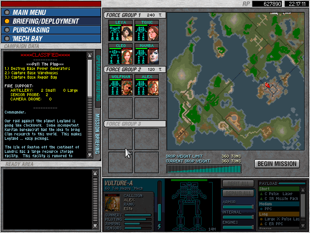 Operation 3 - Mission 8