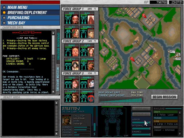 Operation 3 - Mission 11