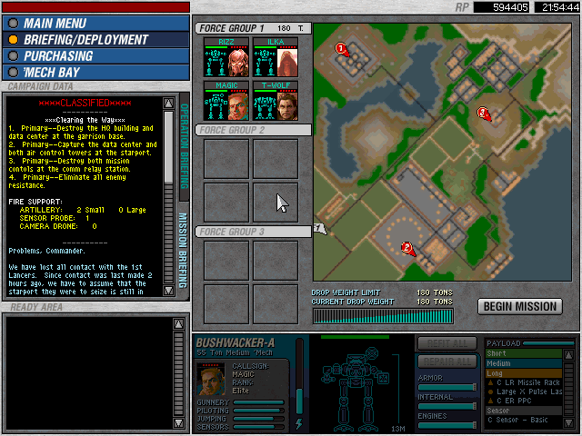 Operation 3 - Mission 7