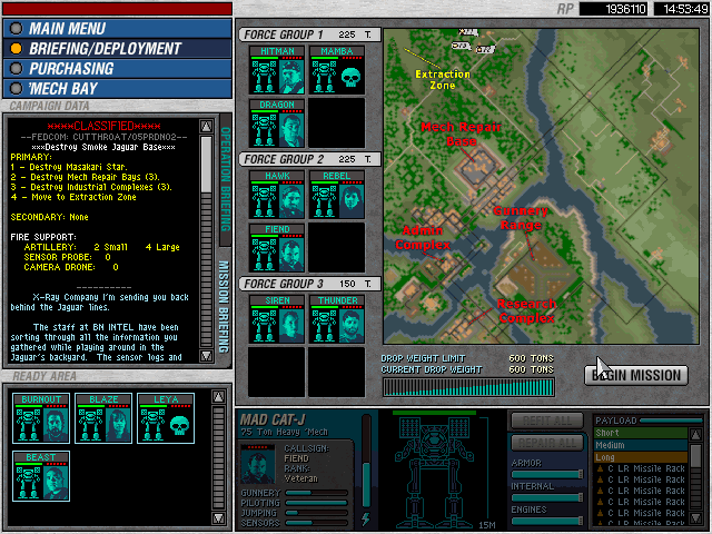 Operation 5 - Mission 9