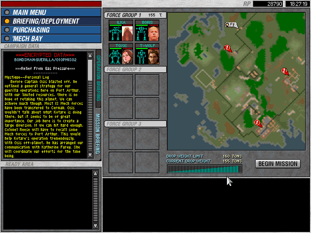 Operation 1 - Mission 7