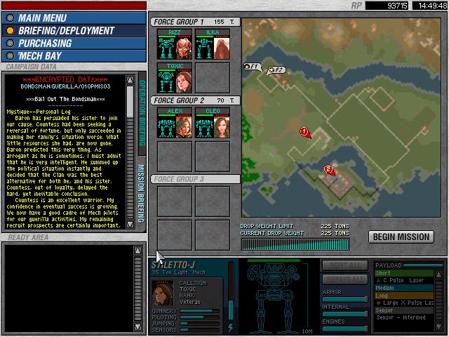 Operation 1 - Mission 9