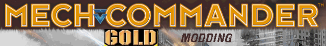 MechCommander 1 / Gold - Modding Banner
