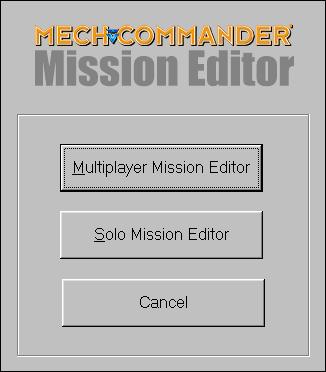 Mission Editor Launcher