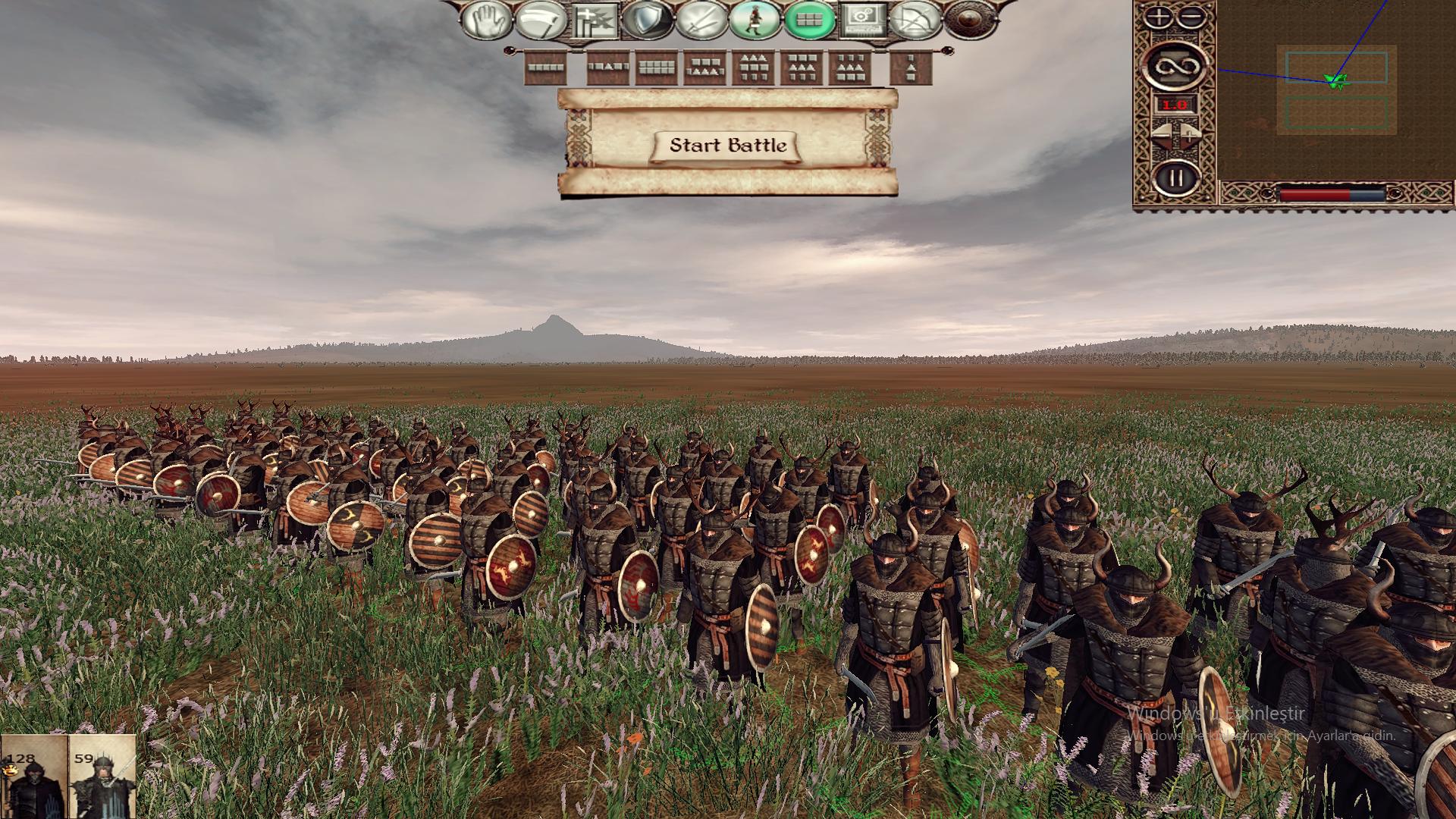 Warlord's Vanguard of Rhudaur
