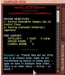 MCG Prometheus - Clan Wolf Campaign Edition
