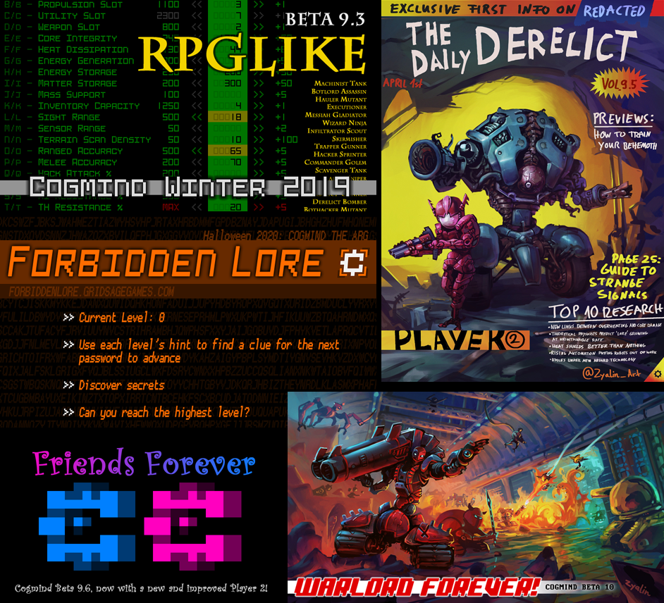 cogmind_2020_releases_logo_collage