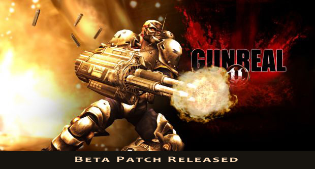 Gunreal Beta Patch Released