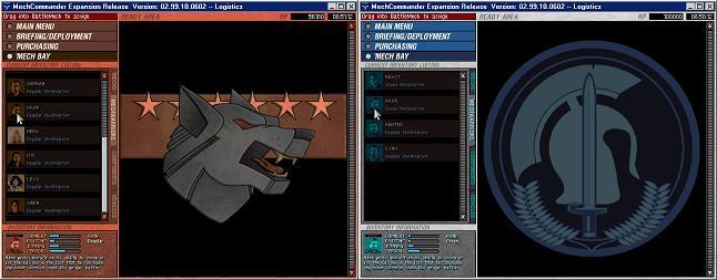 MCG Prometheus versus MCG Darkest Hours