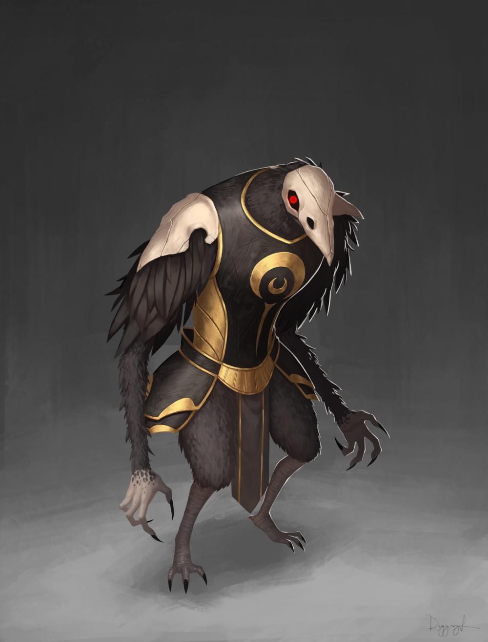 Corvus Guard Portrait