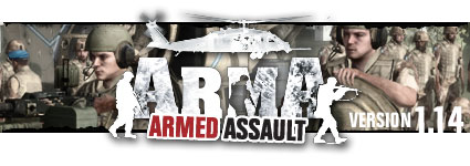 ARMA: Armed Assault Update v. 1.14