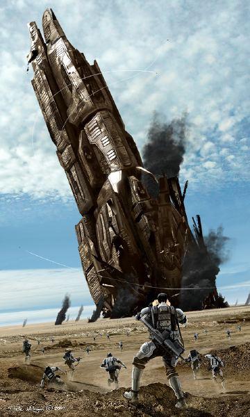 Fallen Dreadnought by Pete Milligan