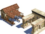 Hellenic and Carthaginian Docks
