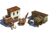 Roman and Iberian Mills