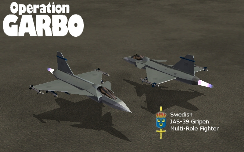 Fighter Aircraft news - Operation Garbo mod for C&C