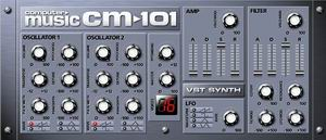The CM 101 Vst