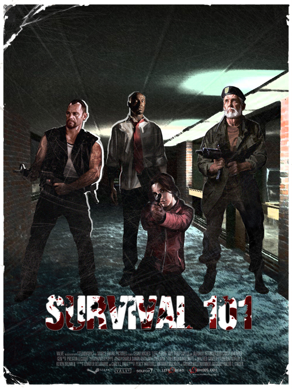Survival 101 Left 4 Dead Port to be released soon news - Mod DB on