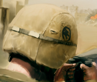 Desert Garrison