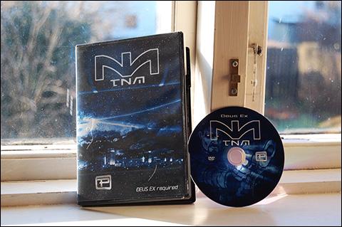 TNM DVD