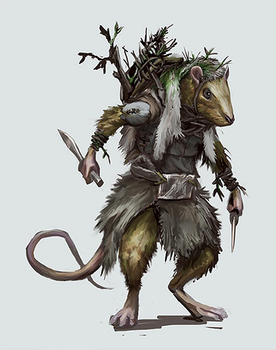 Rat by Wolfire Games.