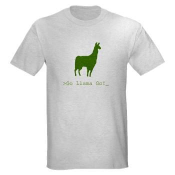 TNM Llama Shirt
