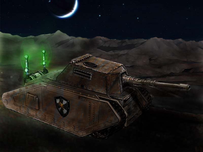 Order of the Talon Cleric Tank