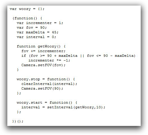 level script from video