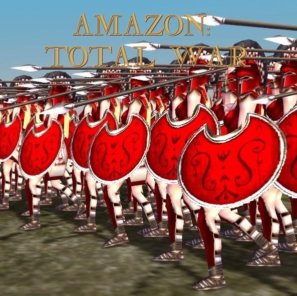 Amazonian Armoured Hoplites