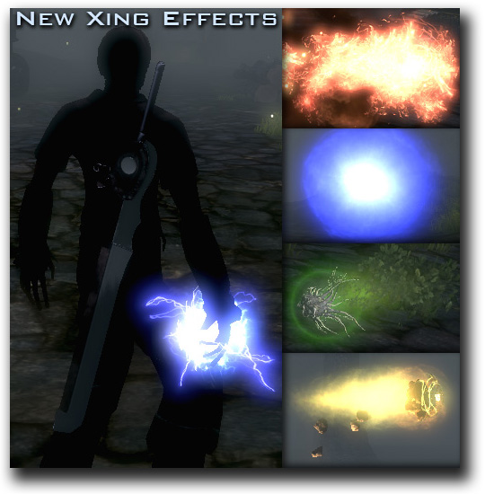 New Xing Effects