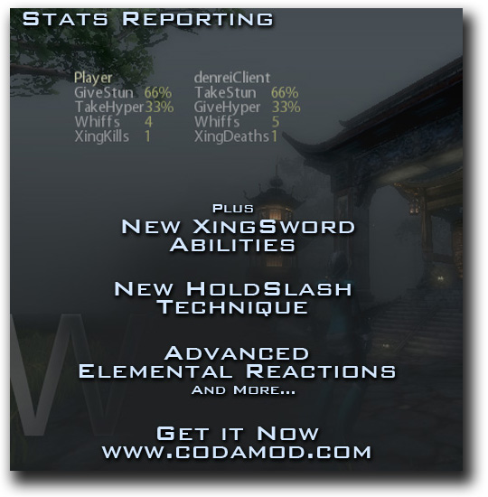 Stats Reporting