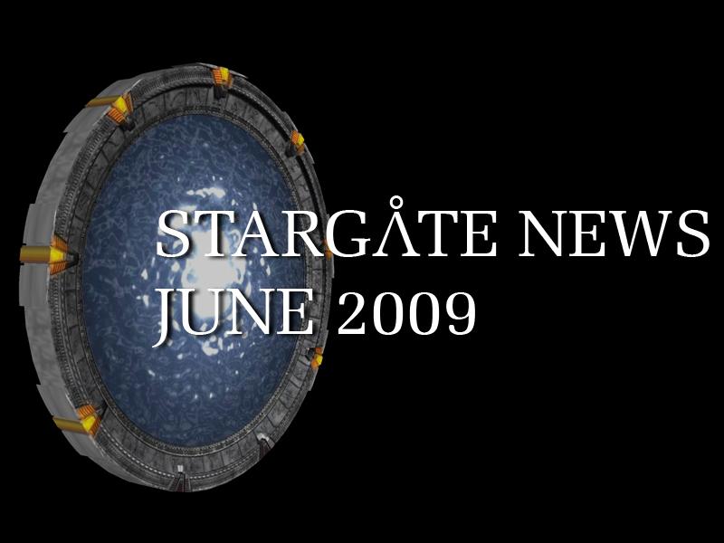 Stargate News