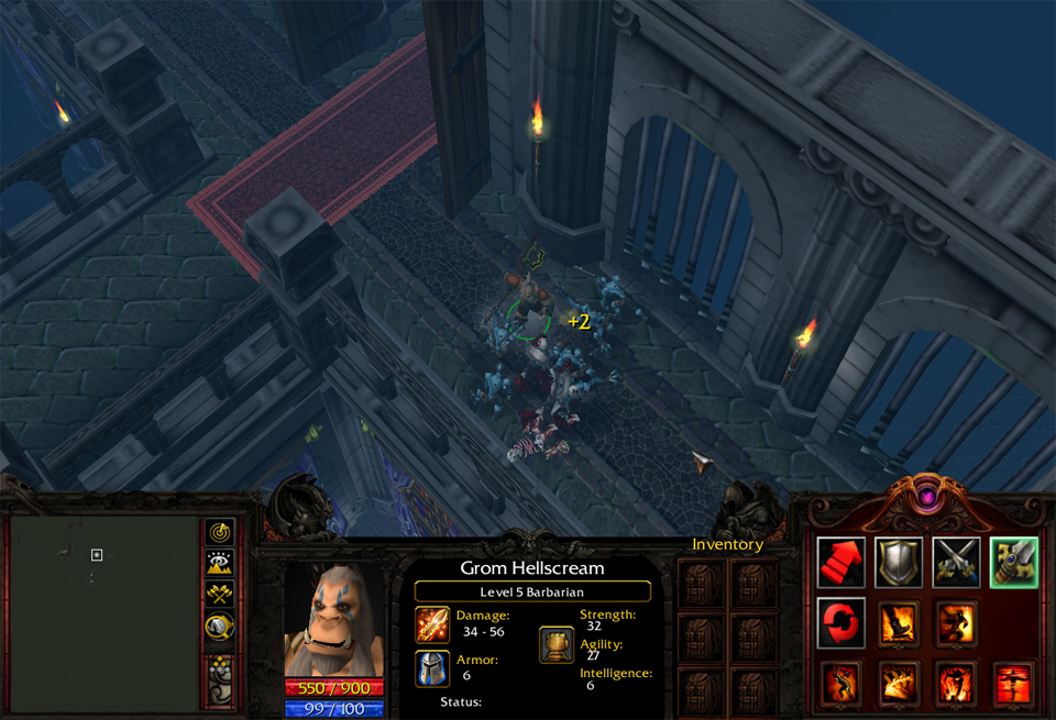 User Interface Preview news - Diablo III: The Fallen Angel ...