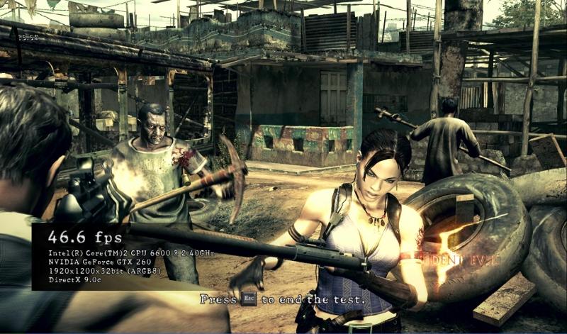 ResidentEvil5-RELOADED - PCGames-Download