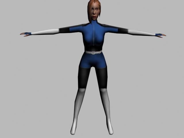 Update 6-Joanna dark player model! news - Perfect dark:sector 6 mod