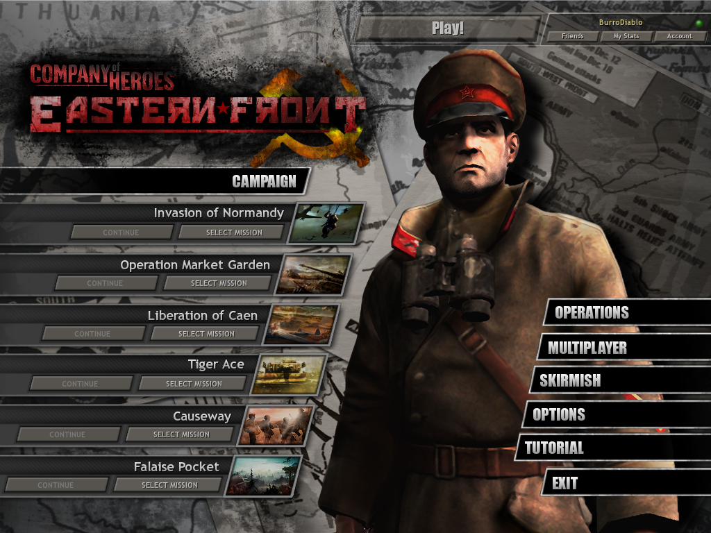 Update #12 news - Company of Heroes: Eastern Front mod for Company