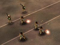 GLA Infantry in action!