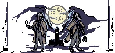 Werewolf detective