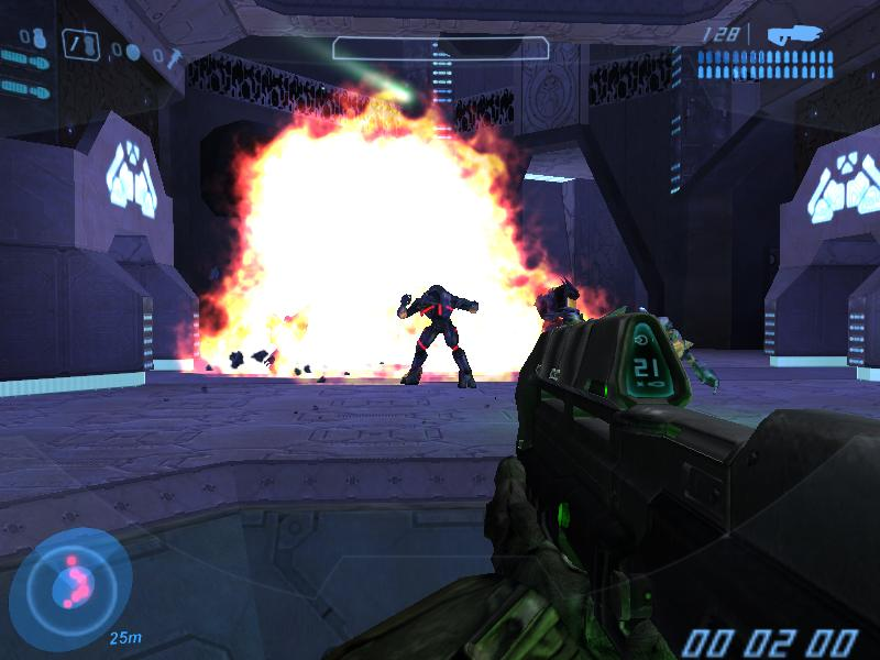 First update news firefight portent mod for halo for Halo ce portent 2 firefight