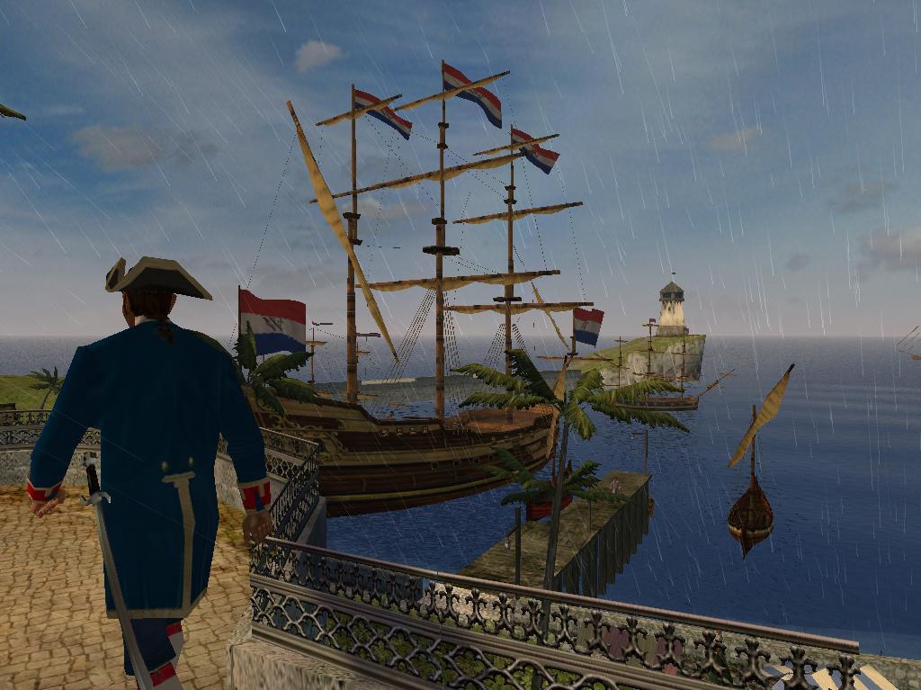 santiago ship Gallery