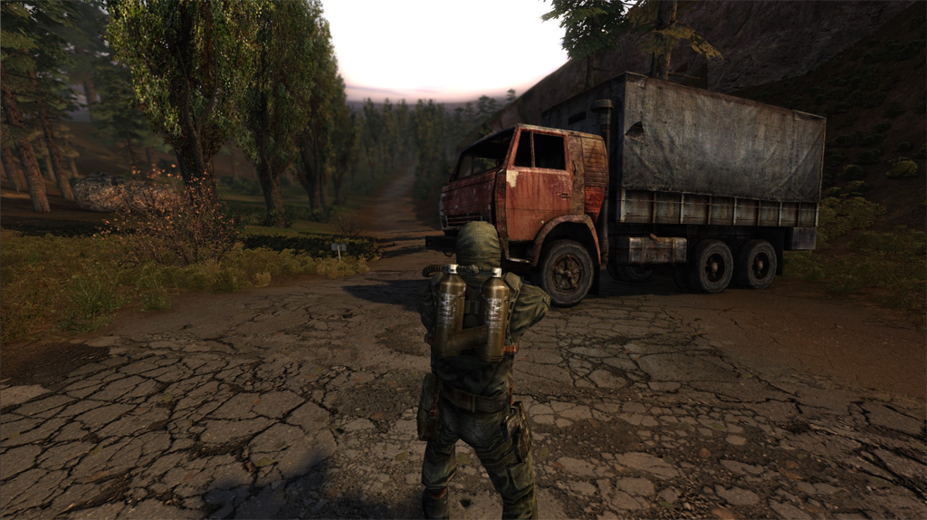 STALKER Complete 2009 (2012) mod for S T A L K E R  Shadow of