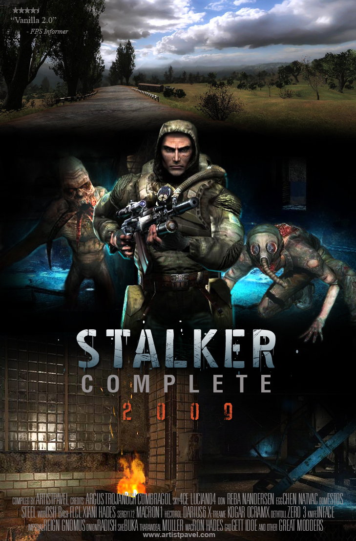 stalker shadow of chernobyl no cd crack free download